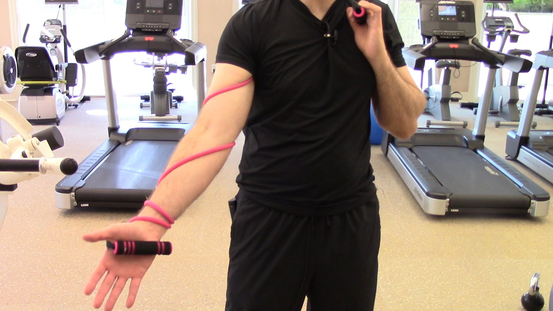 Dr. Ofir Isaac Demonstrates what nerves look like